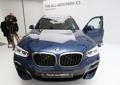 BMW X3 de la 3e génération