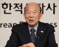 """박경서 한적 회장 """"평양 가서 이산가족·대북지원문제 논의할 것"""""""