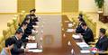 북한 최룡해, 시진핑 특사 쑹타오와 회동