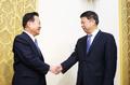 Envoyé spécial de Xi Jinping et Choe Ryong-hae