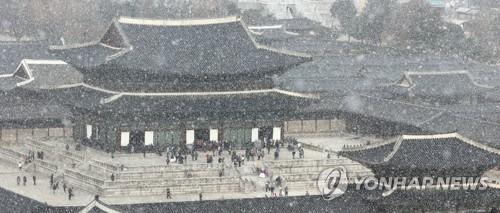 눈밭 구경하기 힘드네…서울 오늘도 적설 없었다