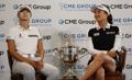 Interview de golfeuses