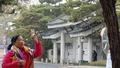 Premiers flocons à Séoul