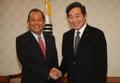 PM sud-coréen et vice-PM vietnamien