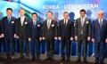 Forum d'affaires Corée-Ouzbékistan