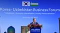 Allocution du président ouzbek