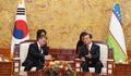 Sommet Corée-Ouzbékistan
