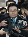 Un ex asesor presidencial asiste a una auditoría sobre su orden de arresto