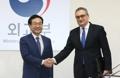 Enviados nucleares de Corea del Sur y Rusia