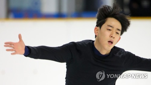 피겨 김진서, 세계선수권대회 쇼트 33위…'컷 탈락'