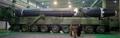El nuevo misil norcoreano en un TEL de nueve ejes