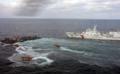Barcos pesqueros chinos ilegales