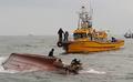 釣り船転覆で多数死亡 不明者も