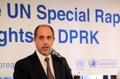 Rapporteur de l'ONU sur les droits de l'Homme au Nord