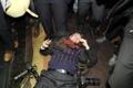 Journaliste coréen battu par des gardes chinois