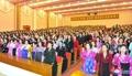 Las mujeres trabajadoras norcoreanas prometen luchar