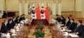 Réunion avec le Premier ministre chinois