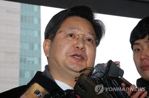 """김장겸 """"'안철수 논문 표절 보도' 조작 지시한 바 없다"""""""