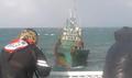 韓国EEZに中国漁船44隻
