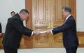El nuevo embajador de Honduras ante Corea del Sur