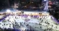ソウル都心で楽しむスケート