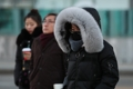 ソウルで氷点下10.2度