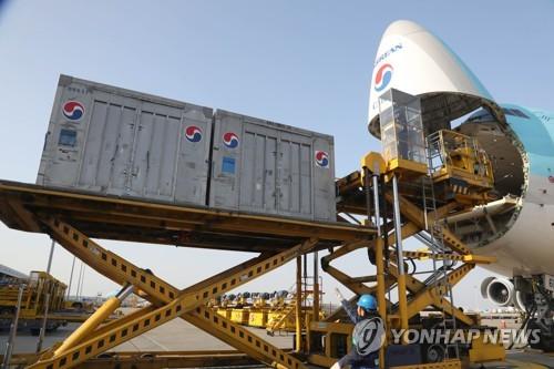 인천공항·인천항 작년 교역액 25.2% 증가