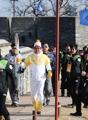 La antorcha olímpica llega a Suwon