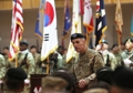 Cambio del comandante del Octavo Ejército de EE. UU.