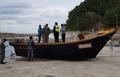 Un barco norcoreano hallado en Ulleungdo