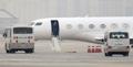 Un funcionario de los EAU llega a Seúl