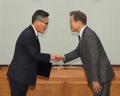 Nouvel ambassadeur sud-coréen en France