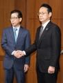 Directeurs sud-coréen et japonais