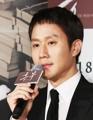 S. Korean actor Jung Woo