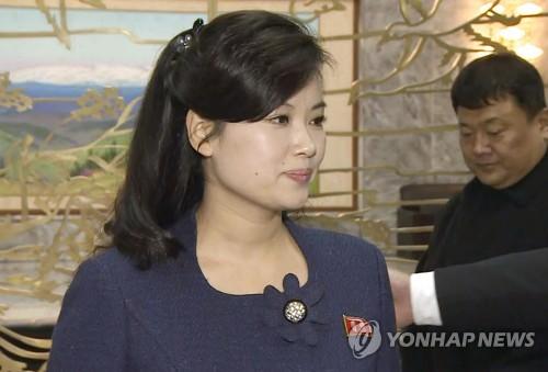 北 사전점검단 단장 맡은 현송월…'존재감' 돋보여