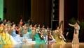 N. Korean orchestra