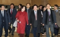 Lawmakers head to Beijing over security, diplomatic cooperation