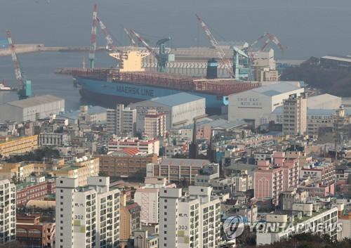 '조선업 불황' 울산동구, 산업위기특별지역 지정 신청