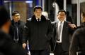 رئيس اللجنة الأولمبية الكورية الشمالية يصل إلى سويسرا