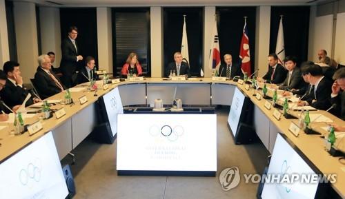 """주요 외신들 """"공식적으로 전쟁 중인 남북한의 역사적인 합의"""""""