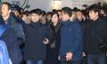 رئيسة فريق المقدمة الكوري الشمالي في سيئول تحت الحراسة المشددة