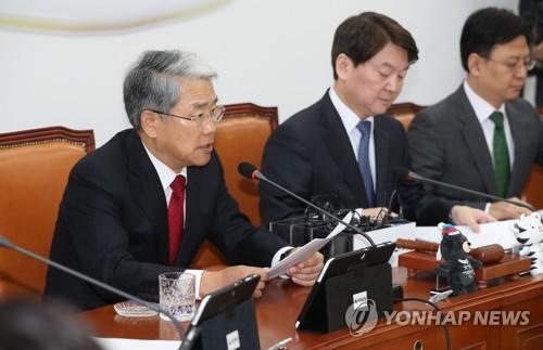 """김동철 """"문 대통령 규제개혁 의지, 만시지탄이지만 다행"""""""