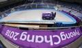 Ice Arena at PyeongChang Olympics