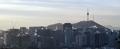 ソウルで氷点下16.4度