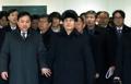 北朝鮮先発隊が韓国入り