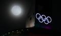 «Super Lune» dans le ciel de PyeongChang
