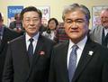 Ambassadeurs des deux Corées à Berlin