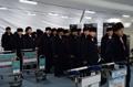 Nord-Coréens à Gangneung