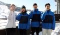 Equipe nationale de ski de bosses