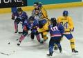 Match amical Corée unifiée-Suède